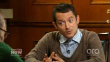 Elijah Wood: 'I Don't Date Anyone in the Business'