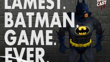 Lamest Batman Video Game Ever Made