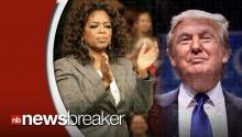 Donald Trump Says He Wants Oprah Winfrey To Be His Vice President