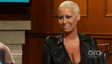Amber Rose explains 'Twerking' & 'Turnt' to Larry King