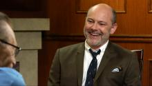 You Can't Miss the Incredible Rob Corddry on Jon Stewart, Trevor Noah & HBO's 'Ballers'