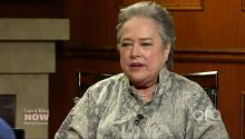 'It's Not Nice' -- Kathy Bates Talks Hollywood Sexism & Ageism