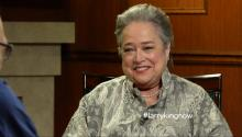 Oscar Winner Kathy Bates on 'AHS: Hotel', Lady Gaga & Gender Inequality