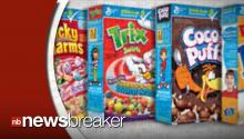 General Mills Announces It Will Get Rid of Artificial Ingredients In Cereal by 2017