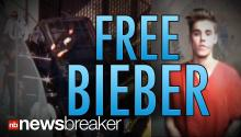 FREE BIEBER: Justin Bieber Stars in Video from Jail; Released After Posting $2500 Bond
