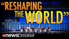 """RESHAPING THE WORLD"": Five Things Coming Out of World Economic Summit 2014"
