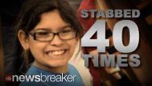 STABBED 40 TIMES: 14 Year Old Girl Confesses to Killing Her 11 Year Old Half Sister