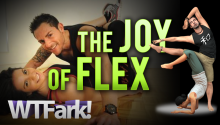 THE JOY OF FLEX: Personal Trainer Gets You In Shape; And In The Missionary Position