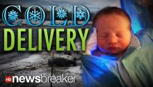 COLD DELIVERY: Baby Born in Car During Atlanta Freeze After Parents Get Stuck in Traffic