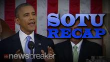 SOTU RECAP: Five Things to Come Out of President Obama's Address