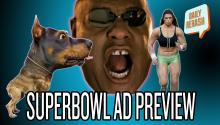 Super Bowl Commercial Preview