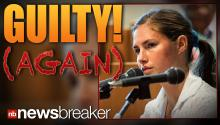 GUILTY! (AGAIN): Italian Court Convicts Amanda Knox Two Years After She was Acquitted of Murder