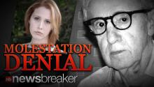 MOLESTATION DENIAL: Woody Allen Responds to Sexual Abuse Allegations from Adoptive Daughter Dylan