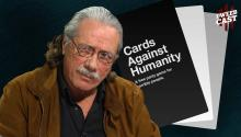 Edward James Olmos Plays Cards Against Humanity!