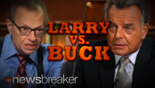 "LARRY TAKES ON BUCK: Legend Larry King Interviews GMO Spin Master Buck Marshall as ""Farmed and Dangerous"" Set to Air"