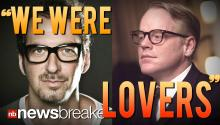NEW DETAILS: Screenwriter David Bar Katz Claims Philip Seymour Hoffman Was His Lover