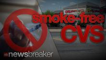 SMOKE-FREE CVS: Drug Store Stops Selling Tobacco Products to Strengthen Its Health Provider Image