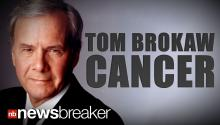 CANCER: Former NBC Nightly News Tom Brokaw Reveals Diagnosis; Asks Public to Respect Privacy