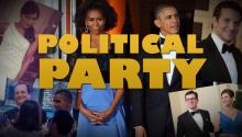 POLITICAL PARTY: Celebrities Tweet Photos From President Obama's State Dinner