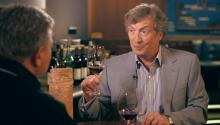 Nigel Lythgoe Tells William Shatner How He Started Dancing