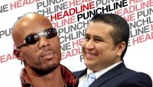 Headline Punchline: DMX Vs. George Zimmerman Fight Called Off