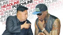 Headline Punchline: Dennis Rodman, ICP, Velveeta, Alaska, and The Bachelorette