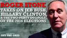 Roger Stone Takes On Jeb Bush, Hillary Clinton, and the Two-Party Duopoly of the 2016 Elections with Jesse Ventura