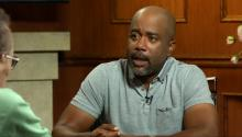 Darius Rucker Talks About Career, Hootie, and the First Black Country Star