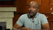 Darius Rucker on David Letterman: He Made Our Career