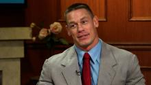 John Cena on a Hulk Hogan Comeback