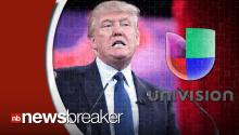 Donald Trump Threatens to Sue Univision For Cancelling Miss USA Pageant Broadcast