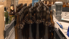 Bottling Beers at Avery