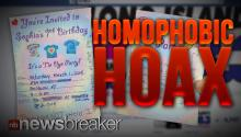 HOMOPHOBIC HOAX: Long Island Radio DJ's Admit Mother's Viral Bigoted Response to Birthday Party was Fake