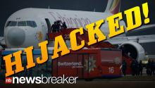 HIJACKED!: Co-Pilot Seizes Control of Ethiopian Airlines Plane to Seek Asylum in Switzerland