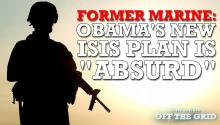 "Iraq War Vet Matthew Hoh Tells Jesse Ventura Obama's New ISIS Plan is ""Absurd"""