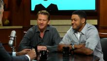 Dash Mihok & Pooch Hall