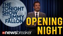 OPENING NIGHT: Jimmy Fallon Makes His Debut as Host of The Tonight Show With Impressive Numbers