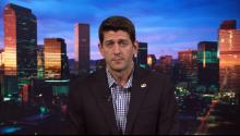 Rep. Paul Ryan Opens Up About Potential 2016 Bid for The White House