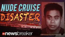 "NUDE CRUISE DISASTER: Worker Admits to Raping and Beating American Passenger After She ""Insulted"" Him"