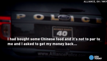 Woman Calls 911 Over Bad Chinese Food