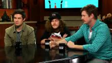 The cast of Workaholics: The key to telemarketing is lying
