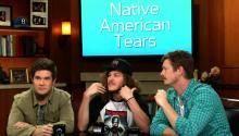 The Workaholics cast explains tight vs. loose butthole to Larry