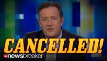 CANCELLED!:CNN Confirms Piers Morgan Live is Ending After Just Three Seasons