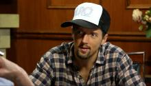 Jason Mraz Keeps His Grammys In His Bathroom