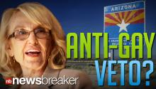 ANTI-GAY VETO?: Conservative Representatives Change Mind About Proposed Law; Encourage Arizona Governor to Reject Bill