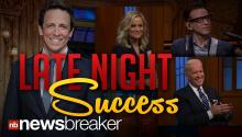 LATE NIGHT SUCCESS: Seth Meyers Takes Over For Jimmy Fallon; Pulls in Highest Rating in 10 Years