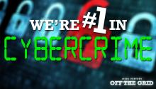 Jesse Uncensored: We're #1 In Cybercrime!