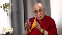 Dalai Lama: World Would Be Less Violent With More Women In Charge