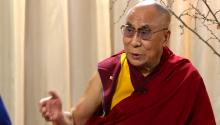 The Dalai Lama Weighs In On Same Sex Marriage