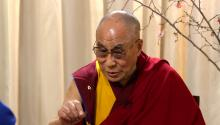 The Dalai Lama on the Possibility of a Female Dalai Lama?